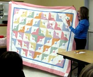 betty quilt